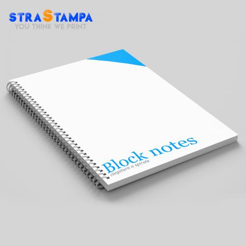 Block notes (spirale)
